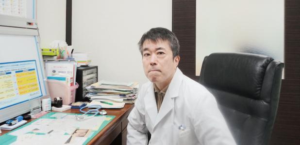 よしだクリニック院長吉田先生